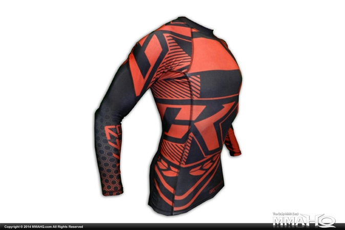 CK Long Sleeve Rashguard